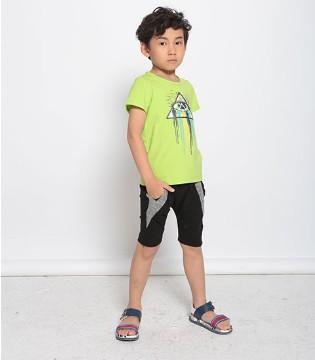 小猪芭那童装六一大礼送到 原来竟是夏日清爽时尚穿搭