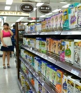 """食药总局确定""""拉黑""""金装、超级、升级、亲体等奶粉商品名称"""