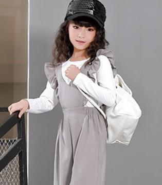 小小女神养成记 007童品时尚童装告诉你穿衣很重要
