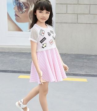 你知道吗 原来小公主们都爱穿着贝布熊品牌童装哦