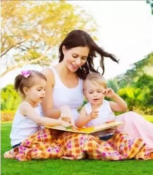 重磅 手把手按月龄教你如何给0-6岁宝宝读绘本