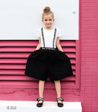 想要既时尚又个性的穿搭 种草M&Q大眼蛙品牌童装吧