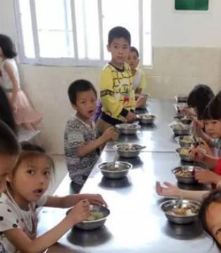 七波辉携手免费午餐走进江西 关爱青少年健康成长