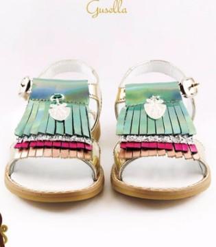 这个夏天穿什么鞋最IN GUSELLA来告诉你