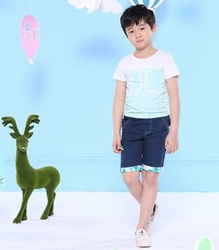夏日乐悠悠 原来竟是因为拥有了班吉鹿品牌童装