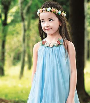 小公举想要的美腻连衣裙 在Ceicei熙熙品牌童装可都有哦