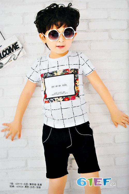 dishion的纯品牌童装2017夏季新品从心出发 带来新的享受