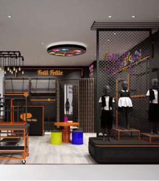 FolliFollie重庆店即将开业 又有新店入驻重庆