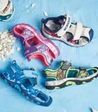 巴布豆夏季童鞋 跟着爸爸的足迹重走来时路