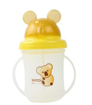 宝宝多大可以用吸管杯 如何选最合适宝宝吸管杯