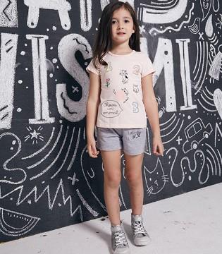 WISEMI威斯米品牌童装2017夏季新品 就是让你这么美