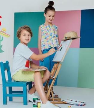 艺术玩童养成记 就看ABC  KIDS