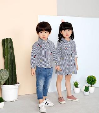 青稚品牌童装伴你一起度过一个有着美好记忆的童年