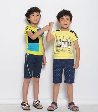 小猪芭那品牌童装2017夏季新品让孩子充满无数的可能
