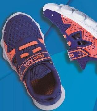 酷暑难耐 是时候收割ABC KIDS儿童用品网面运动鞋啦