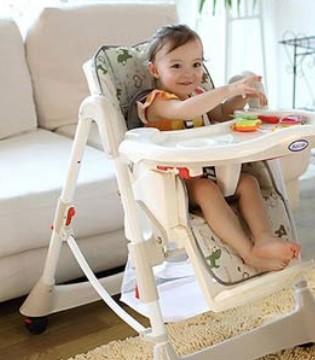 儿童餐椅对孩子有用吗 能帮助宝宝养成正确的用餐习惯吗