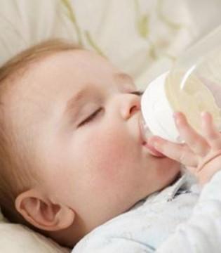 如何混合喂养宝宝最好 2个黄金法则要记牢