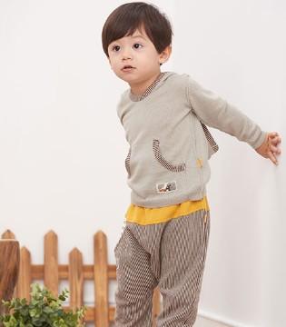 遇上SAMBEDE三木比迪品牌童装2017秋季新品就购了