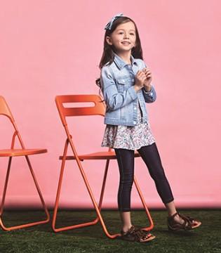 和水孩儿SOUHAIT品牌童装一起分享你的童年趣事