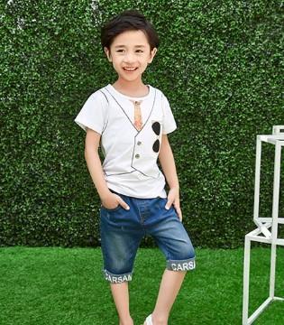 卡莎梦露品牌童装2017夏季新品是那么的赏心悦目