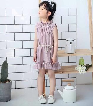 听说恋衣臣品牌童装2017夏季新品可以让你更加美腻哦