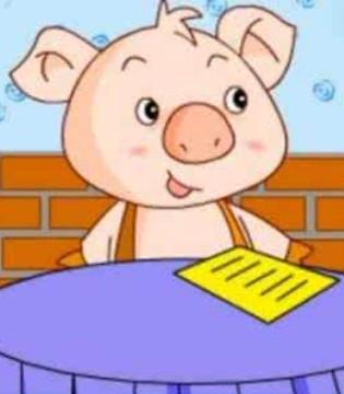 听1001夜讲一篇儿童睡前童话故事 逃学的小猪