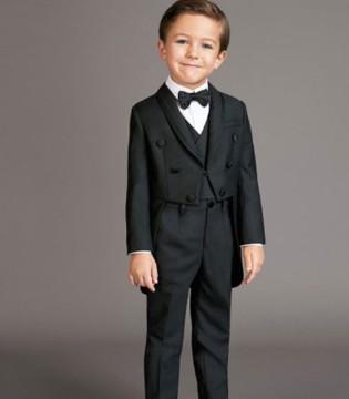 意大利奢侈品牌Dolce&Gabbana男童装LOOKBOOK释出