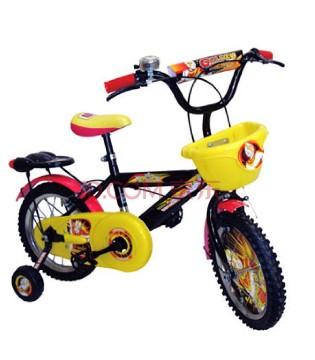 """儿童骑自行车注意事项 如何选购""""童车"""""""
