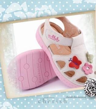 娜拉宝贝童鞋 做宝宝人生第一双鞋子