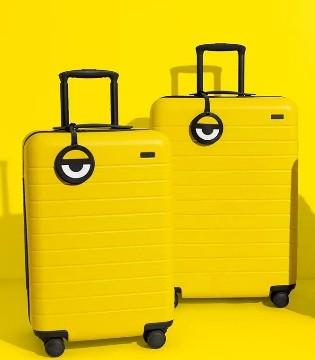 小黄人风潮再度来袭 这回他们爬上了你的行李箱
