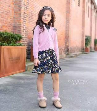 卡姿果果CATGOGO品牌童装2017秋季新品已经隆重推出