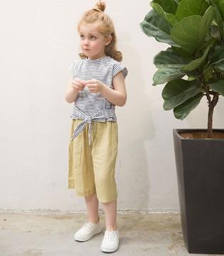 我有自己的态度 更有专属于自己的大宝小宝品牌童装