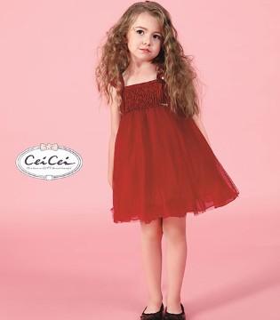 Ceicei熙熙品牌童装实现每一个小女孩心中的公主梦