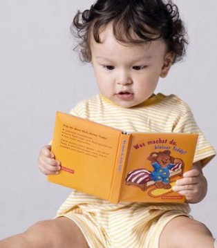 4岁宝宝看什么书好 4岁宝宝看书有哪些好处