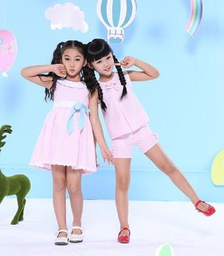 家有二宝如有世上所有的美好 班吉鹿品牌童装让家更有爱