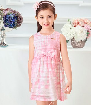 夏日出门 卡莎梦露品牌童装献上清爽美腻的小公举穿搭指南
