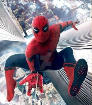 《蜘蛛侠:英雄归来》上映 新英雄拯救世界