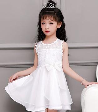 007童品时尚童装之小公主的场合穿搭 气质很重要