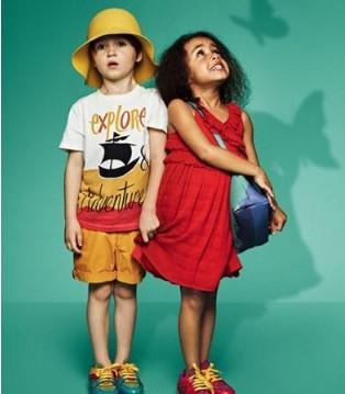 奢侈品牌先后涌入童装市场 时尚也得从娃娃抓起