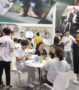 杭州酷范商贸有限公司携童鞋新品亮相CBME 备受关注