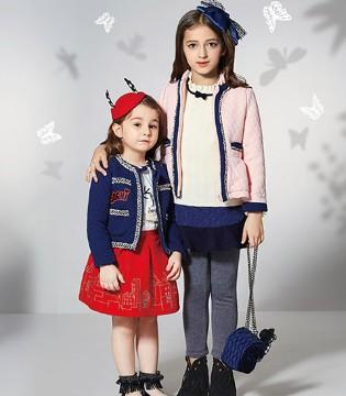 辛芭狗品牌童装2017秋冬新品上市 出门在外八分靠它