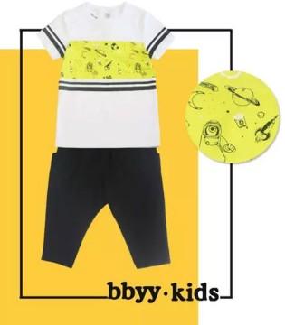 bbyy・kids趣味印花T恤 满足你一整个夏天的穿搭时尚