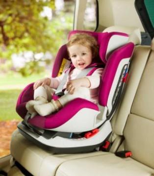 教你如何选择儿童安全座椅之舒适度