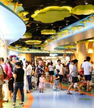 南京首家室内儿童主题街区Unizoo开园