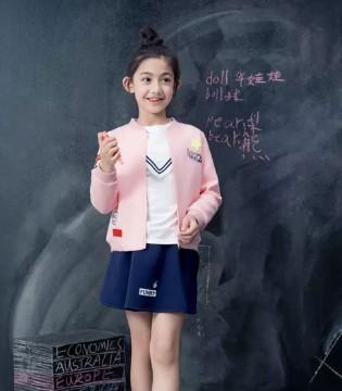 贝贝依依携手《楚乔传》小童星打造秋日时装新潮流