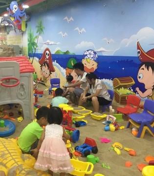 从单个门店到主力业态 儿童娱乐或成免费商业配套