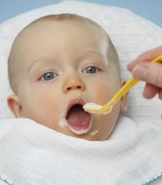 不同年龄段的宝宝辅食食谱 了解下吧