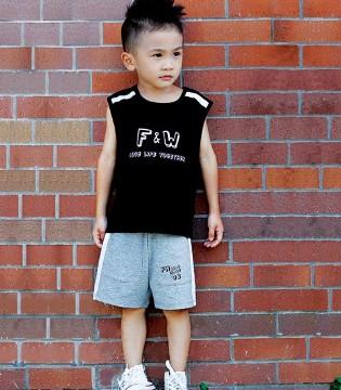 Fun World凡兜品牌童装让孩子们在欢乐的世界里茁壮成长