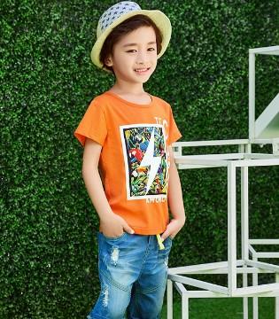 潮童的旅游出门装备 原来都尽在卡莎梦露品牌童装