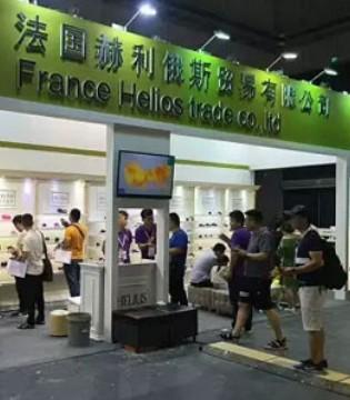 上海东方卫视专访HELIUS 打造国际著名婴童鞋品牌